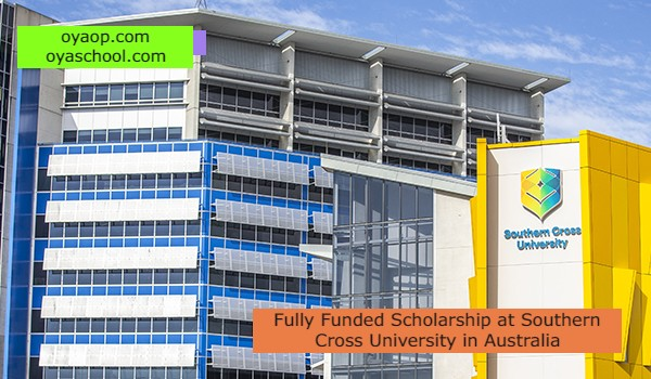 Fully Funded Scholarship at Southern Cross University in Australia