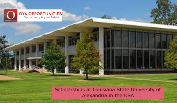 Scholarships at Louisiana State University of Alexandria in the USA