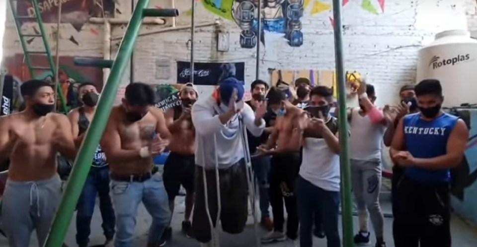Así despidieron a 'La Jefa' en Las Barras Praderas