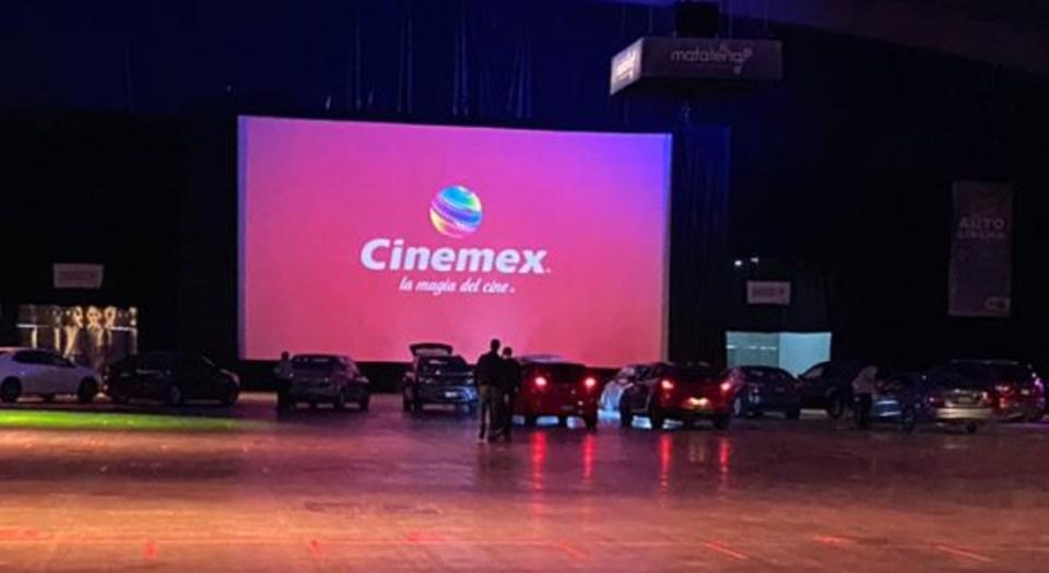 Cinemex Autocinema