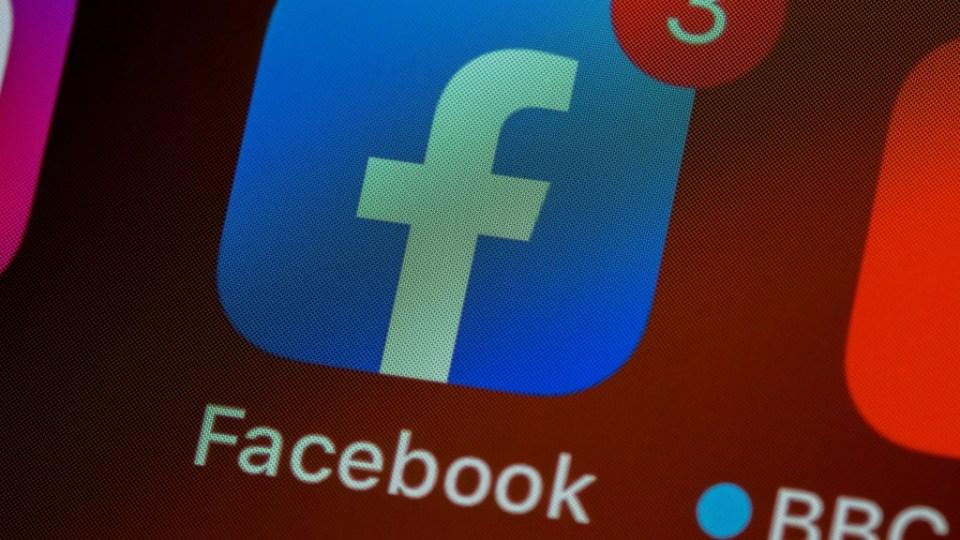 Facebook red social plataforma app