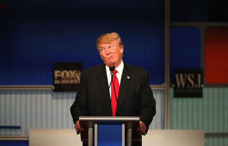 ¿Mensajes satánicos? La verdad detrás de las respuestas 'raras' que Trump recibe en Twitter