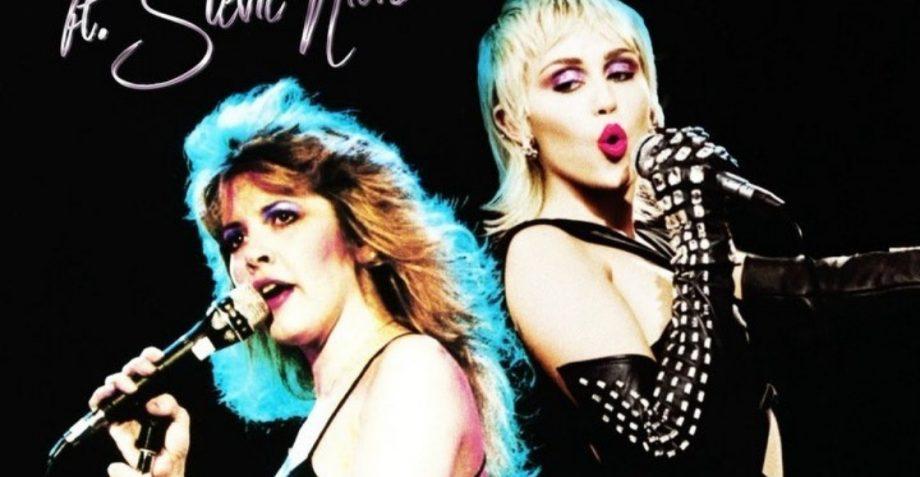 """¡Checa """"Edge of Midnight"""", el nuevo remix de Miley Cyrus y Stevie Nicks!"""
