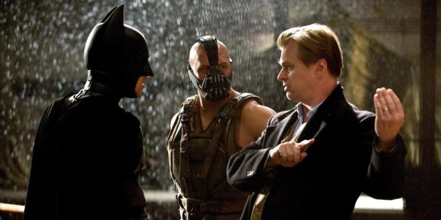 Batman inicia Christopher Nolan