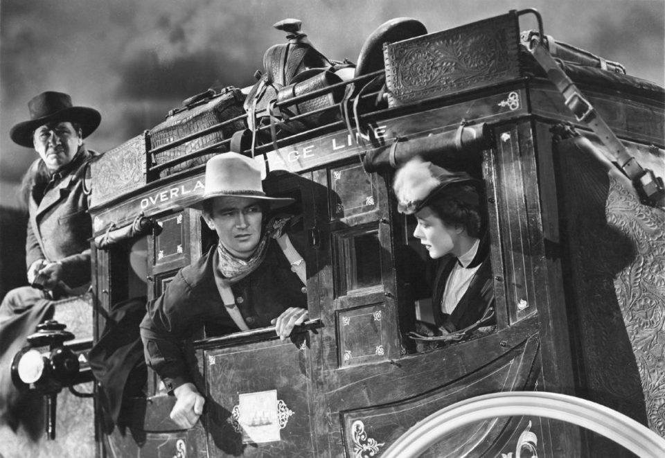 John Ford Stagecoach La diligencia