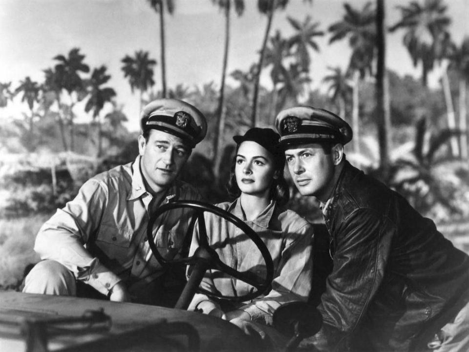 John Ford They Were Expendable