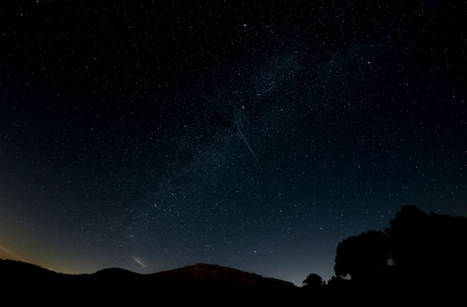 Te decimos cómo ver las Cuadrántidas, la primera lluvia de estrellas de 2021