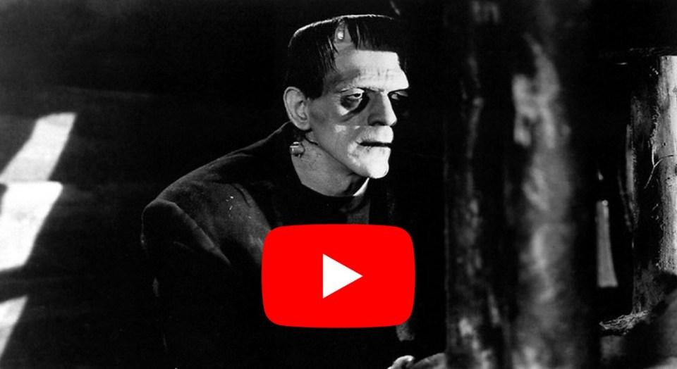 youtube ciclo cine terror