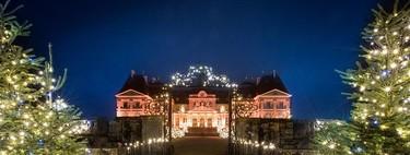Vaux-le-Vicomte: el castillo mágico de la navidad