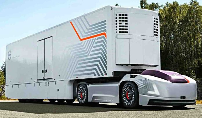 Volvo-self-driving-semi-truck
