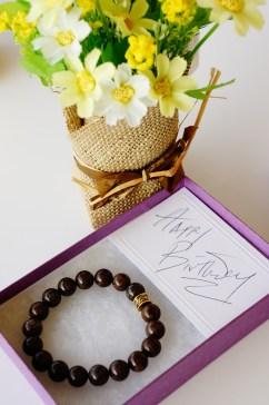 oyindoubara brown jasper beaded bracelet gift idea
