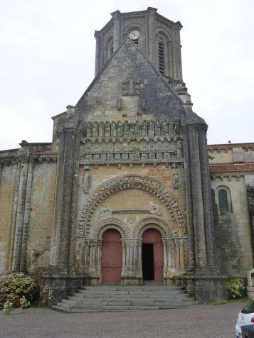 Eglise de Vouvant | Church of Vouvant