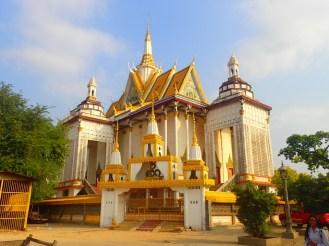 Phnom-Penh : temple