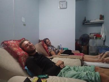 Massage des pieds | Feet massage