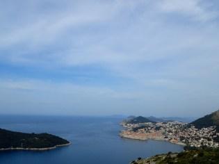 Vue de Dubrovnik | View of Dubrovnik