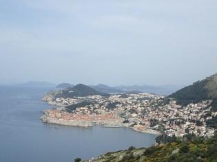Vue de Dubrovnik   View of Dubrovnik