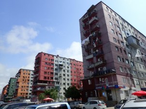 Immeubles de Batumi | Buildings in Batumi