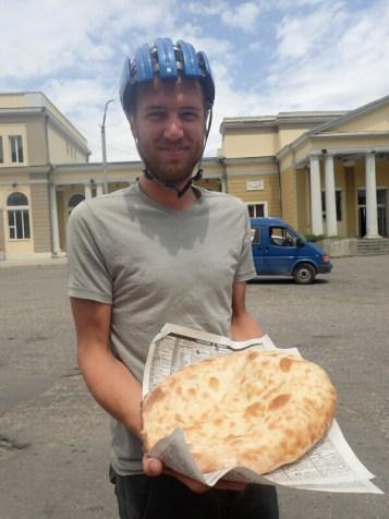 Pain tout chaud | Hot bread