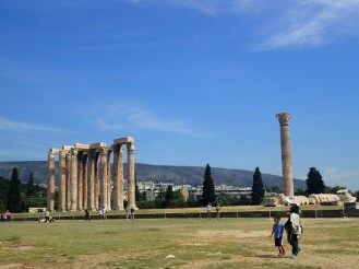 Temple de Zeus | Zeus temple
