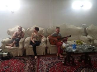 Chez Siavash | Siavash's home