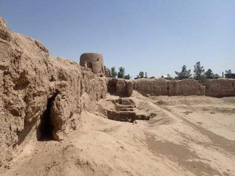 Château de Nushabad | Nushabad castle