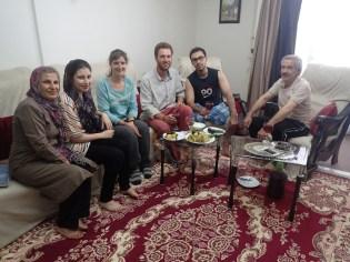 Famille de Navid | Navid family