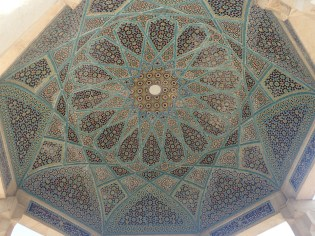 Shiraz : Hafez tomb