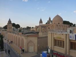 Esfahan : église arménienne | armenian church