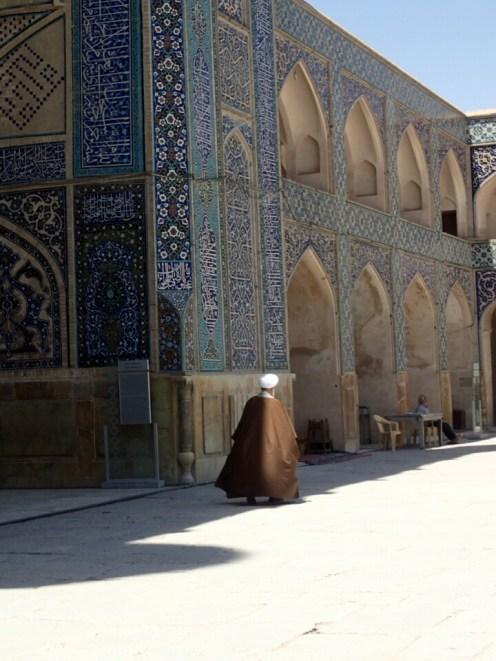 Esfahan : Jameh mosque