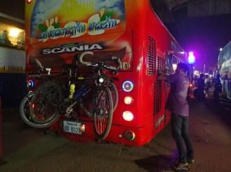 Bus de nuit | Night bus