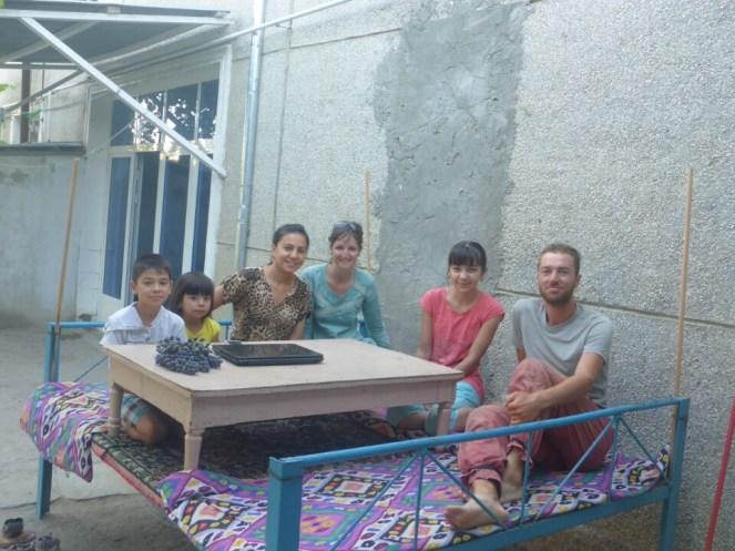 La famille de Dilya | Dilya's family