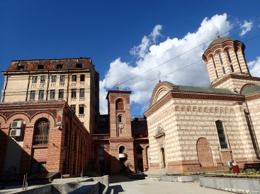 Eglise de Bucarest   Bucarest church
