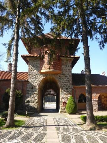 Monastère de Zica