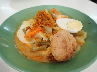 Petit-déjeuner malais | Malais breakfast