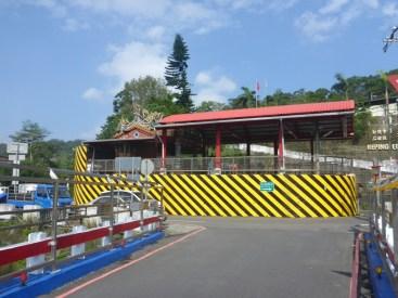 Temple de route | Road temple