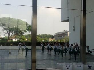 Taipei : Musée des beaux arts | Fine arts museum