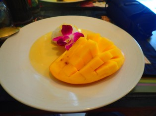 Mangue et riz gluant | Mango sticky rice