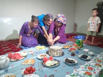 Gateau d'anniversaire | Birthday cake
