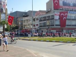 Defile du 19 mai a Aydin | May 19th parade