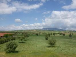Paysage de plateau | Upland landscape