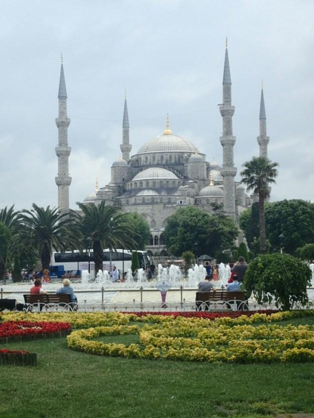 Mosquée bleue | Blue mosque
