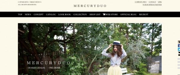MERCURYDUO