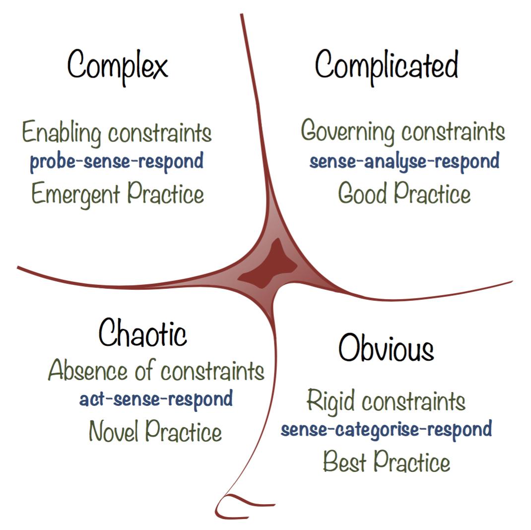 Cynefin, complexité et un peu plus (Partie 1)