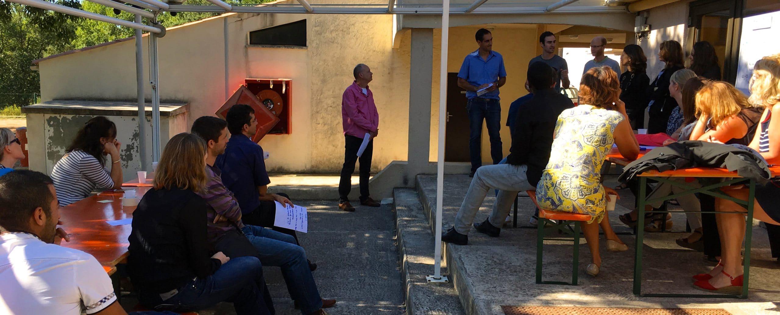 Workshop d'équipe Kanban autour de la communication