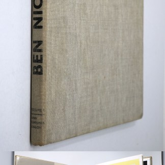 Ben Nicholson: paintings reliefs drawings volume1
