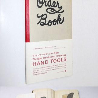 フィリップ・ワイズベッカー作品集:Philippe Weisbecker:Hand tools