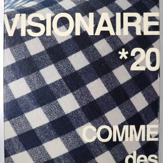 Visionaire 20: Comme des Garcons : Blue edition