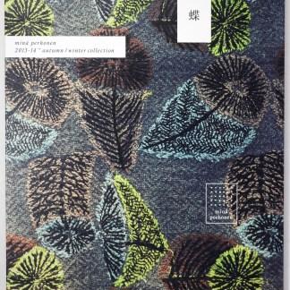 mina perhonen 紋黄蝶 ミナ ペルホネン 2013-2014 Autumn / Winter Collection