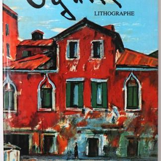 OGUISS  Lithographe オギス リトグラフ 1967-1982
