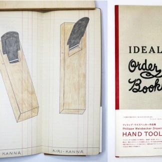 フィリップ・ワイズベッカー作品集:Hand tools